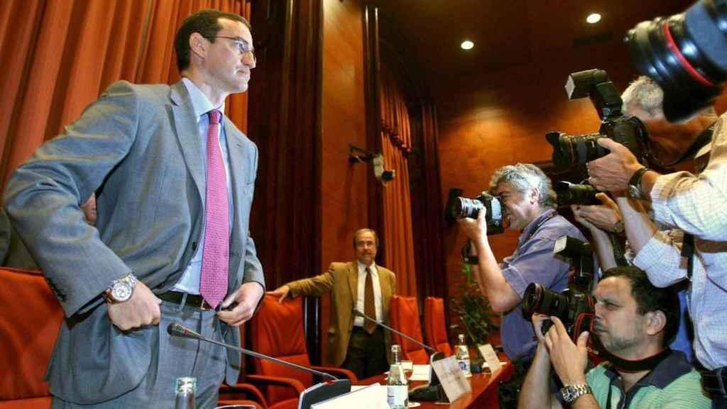 Anotoni Vives, exconcejal de CiU en Barcelona