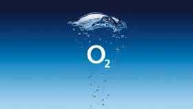 Logo de O2, la segunda marca de Telefónica en España.