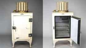 Jacob Perkins construyó el primer sistema de refrigeración por compresión de vapor del mundo.