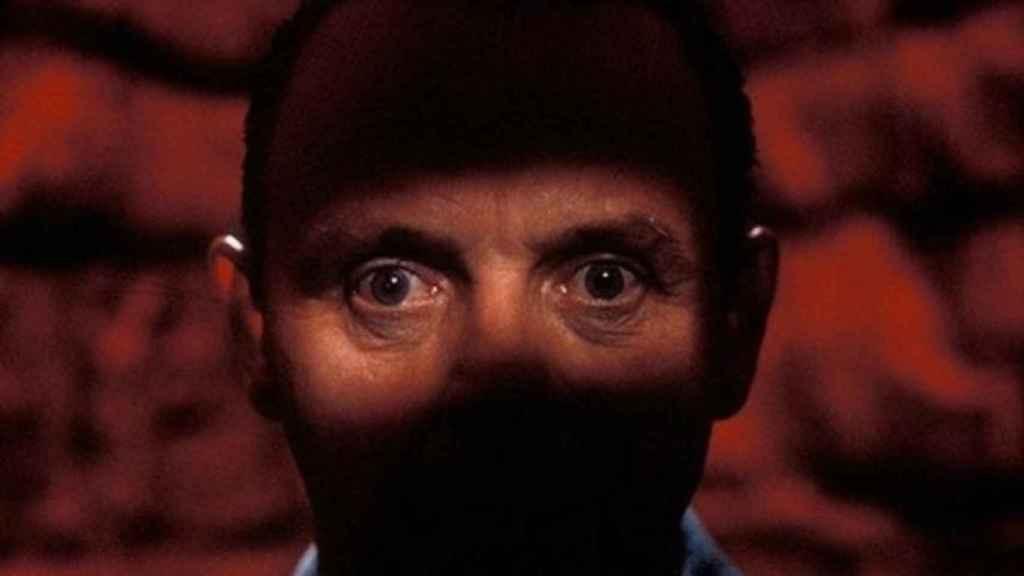 Hannibal Lecter, el psicópata por antonomasia, protagonista de 'El silencio de los corderos'.