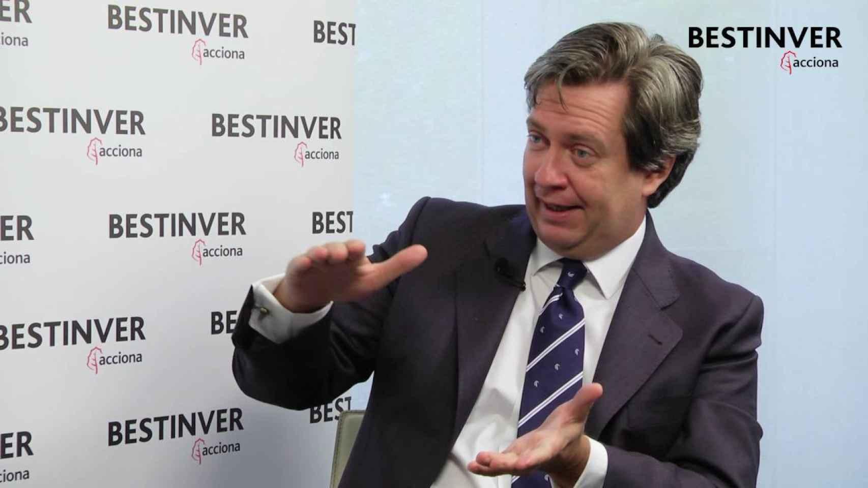 Beltrán de la Lastra, director de inversiones de Bestinver.