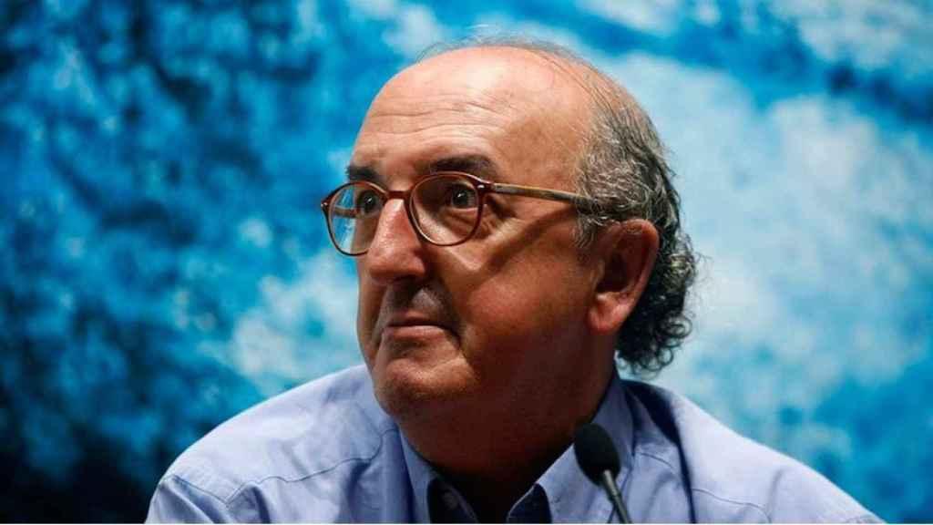 Una imagen de archivo de Jaume Roures, el máximo responsable de la productora Mediapro.