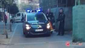 policia nacional centro