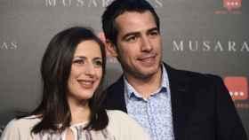 Ruth Nuñez y Alejandro Tous en una imagen de archivo de 2014.