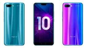 Honor 10: características, diseño, precios, fotografías…