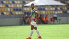 Ramon, jugador del Fluminense B. Foto: Instagram (@_ramonoficial_)