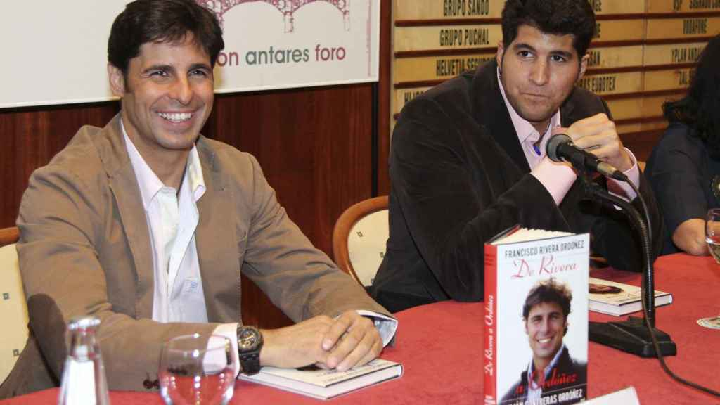 Francisco Rivera y Julián Contreras.