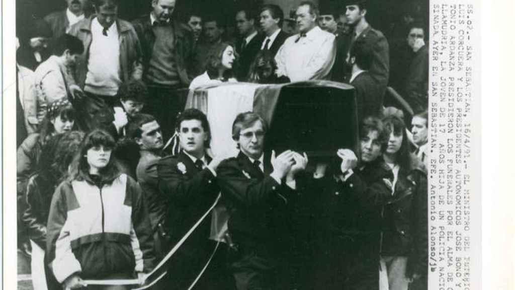 Funeral de Coro Villamudria.