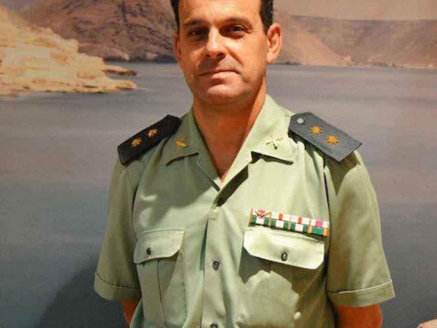José Hernandez Mosquera, en los cursos de verano de la universidad de Almería.