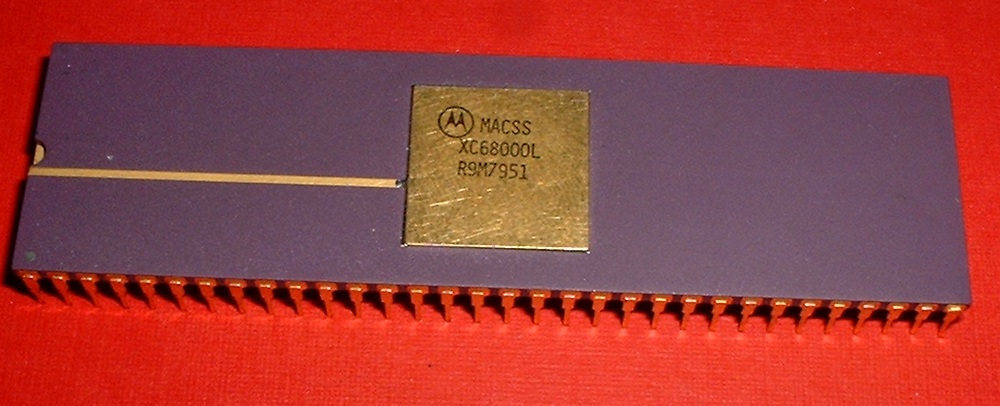 procesador motorola 68000