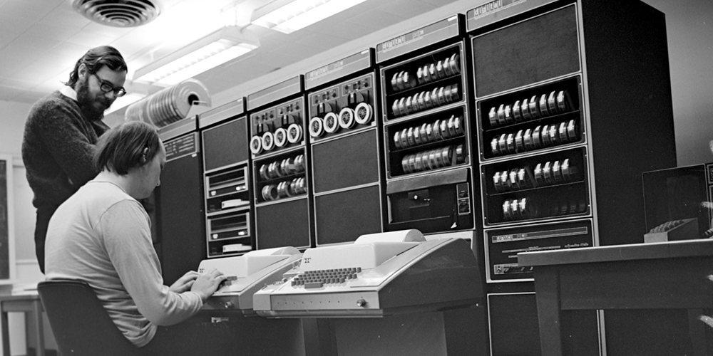 ordenador maquina pdp