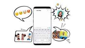 Samsung renueva sus Emojis en los Samsung Galaxy S9