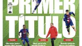 Portada Mundo Deportivo (20/04/18)