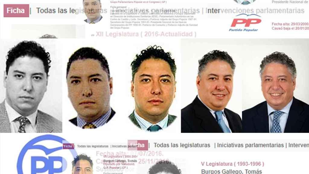 Tomás Burgos, secretario de Estado de la Seguridad Social.