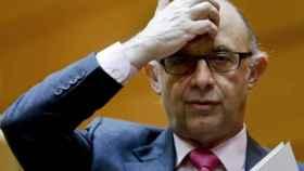 Cristóbal Montoro, ministro de Hacienda./