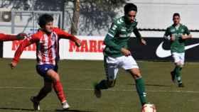 Lassad, jugador del Toledo. Foto cdtoledo.es