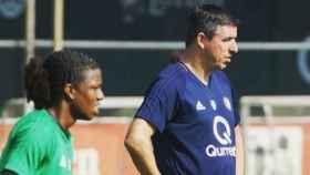 Roy Makaay, actualmente en el cuerpo técnico del Feyenoord. Foto: Instagram (@roymakaayoffcial)