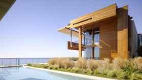 Imagen de la casa. RICHARD MEIER & PARTNERS ARCHITECTS LLP.