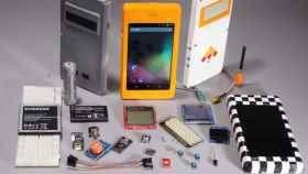 Este móvil lo puedes construir con tus propias manos