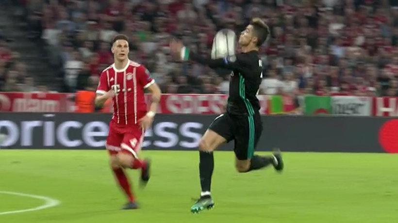 Todas las jugadas polémicas del Bayern Múnich - Real Madrid