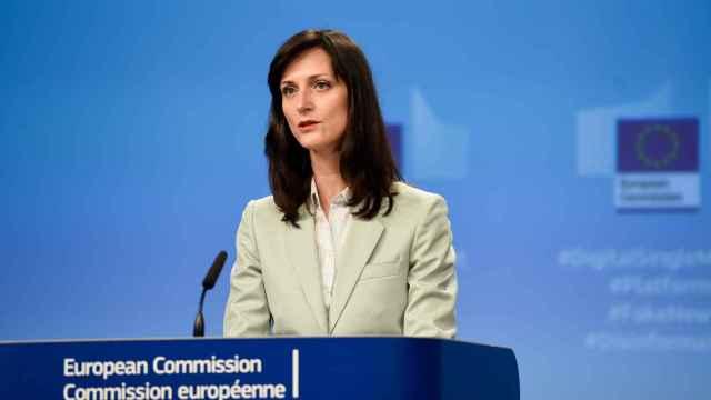 Mariya Gabriel, comisaria europea de Innovación, Investigación, Cultura, Educación y Juventud.
