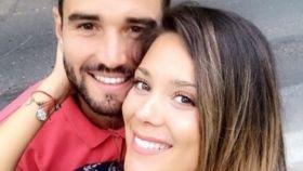 Lorena Gómez y Antonio Barragán