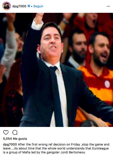 El dueño del Panathinaikos estalla: exige un comunicado al Madrid y amenaza con una espantada