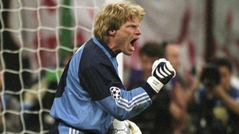 Kahn, con el Bayern. Foto uefa.com