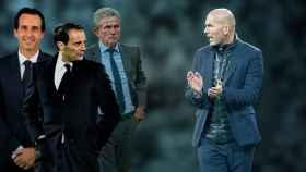 zidane_entrenadores