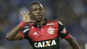 Vinicius Júnior. Foto: Twitter (@vini11Oficial)