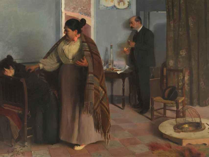 La bestia humana, 1897.
