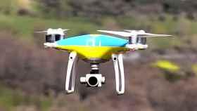 drones radar dgt