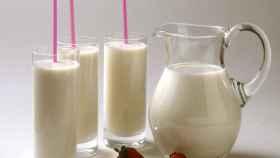 La leche es un alimento muy consumido.