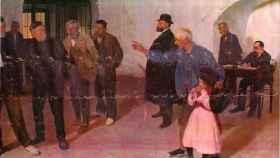 La pintura que descubrió a la primera manada hace más de un siglo