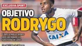 Portada Sport (27/04/18)