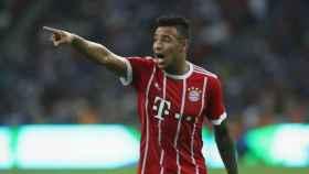 Corentin Tolisso, jugador del Bayern Múnich. Foto: fcbayern.com
