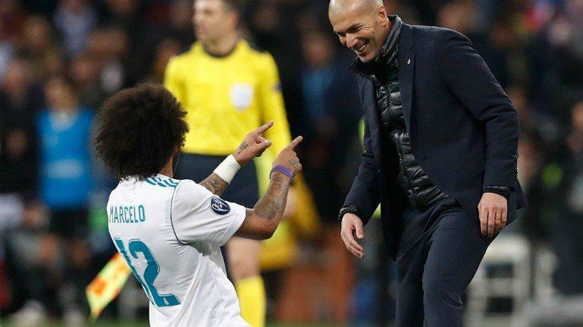 La piña de Zidane: la plantilla, más unida que nunca