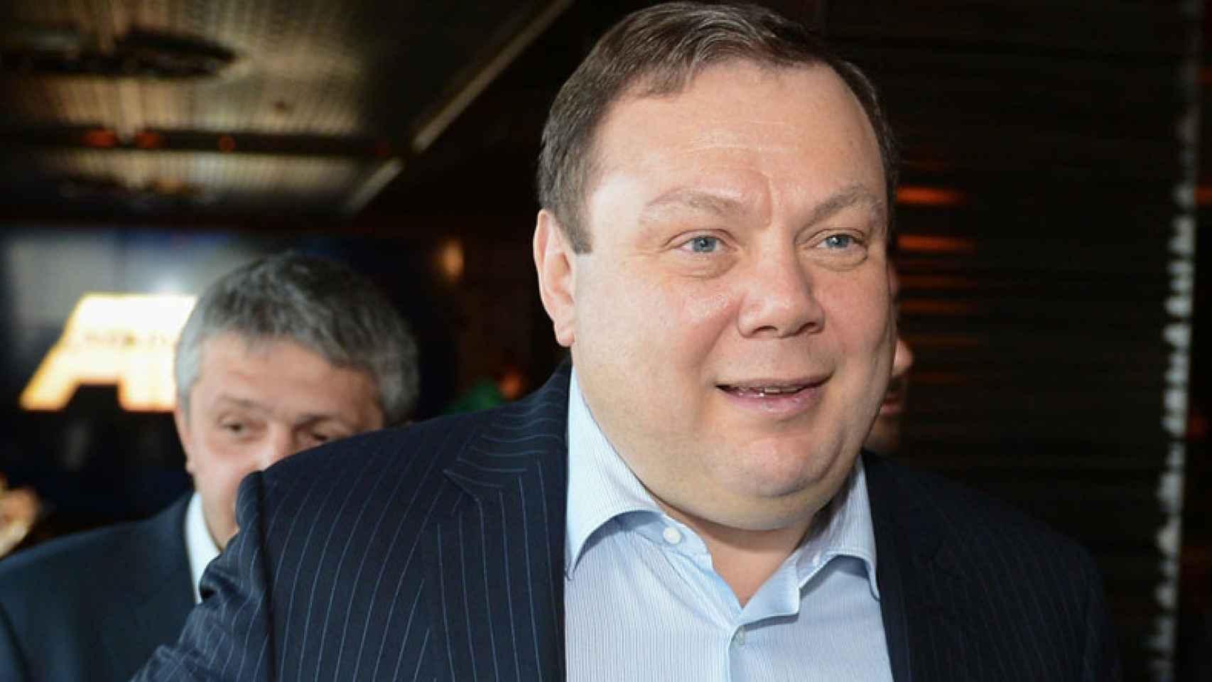 Mikhail Fridman, el magnate ruso convertido en el accionista mayoritario de Dia.