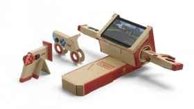 Nintendo se muda al cartón con Labo