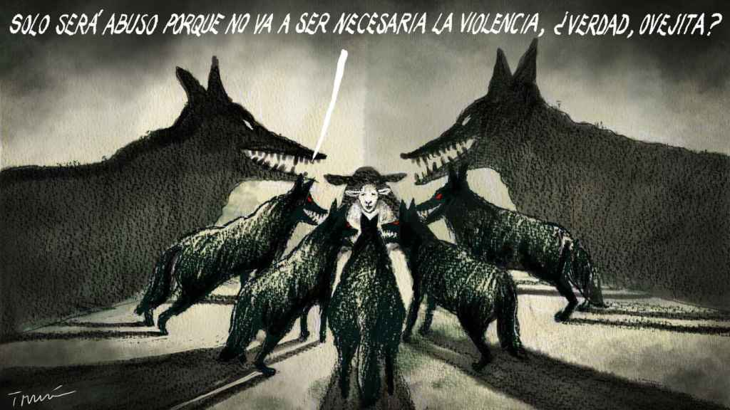 Ilustración: Tomás Serrano