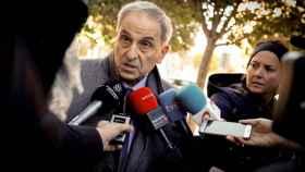 Carlos Bacaicoa, abogado de la víctima de La Manada.