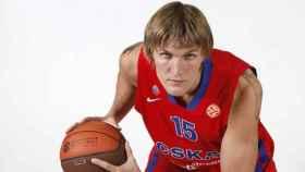 Kirilenko. Foto: cskabasket.com
