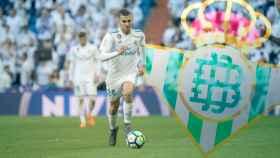 Dani Ceballos, objetivo del Betis