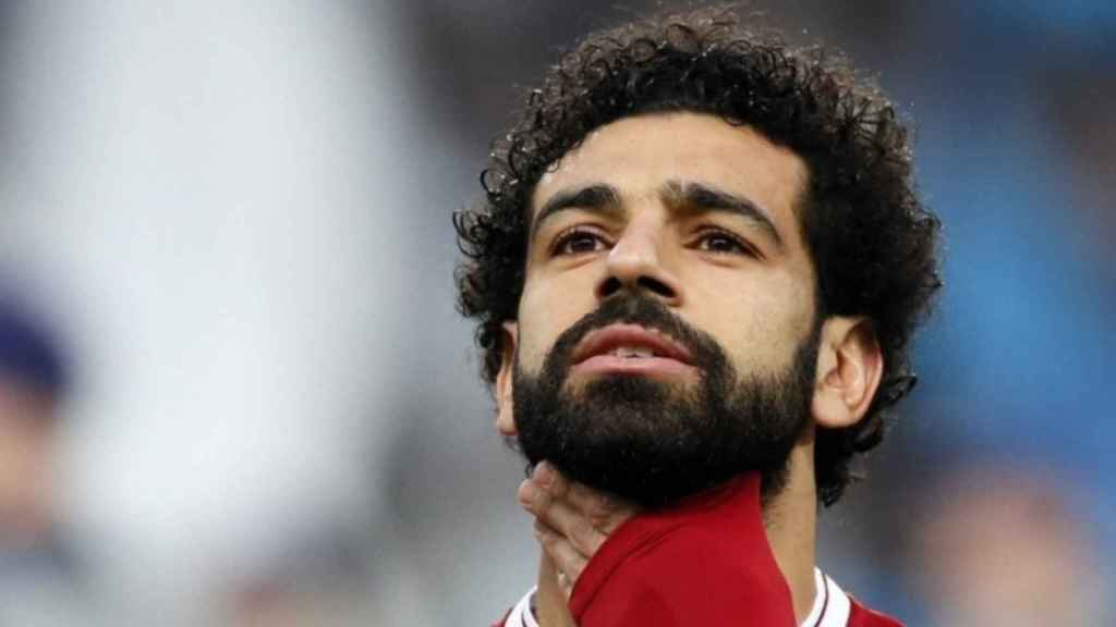 Mohamed Salah. Foto: Twitter (@MoSalah)
