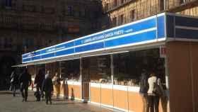 Feria del Libro Antiguo expositores