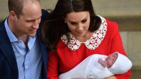 Guillermo de Inglaterra y Kate Middleton.