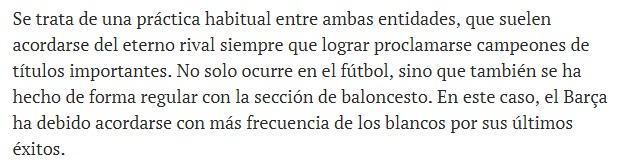 Sport reconoce la deportividad del Madrid...¡y hasta su superioridad!