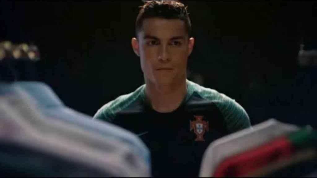 Cristiano Ronaldo, protagonista del trailer de FIFA 18 Mundial de Rusia.