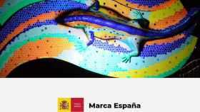 Web de Marca España./