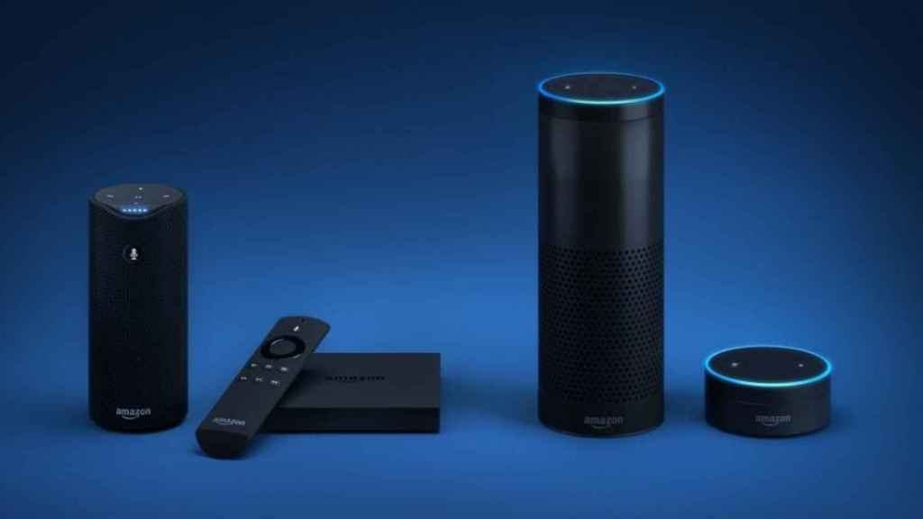 gama amazon echo amazon alexa